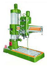 Double Column Radial Drilling Machine