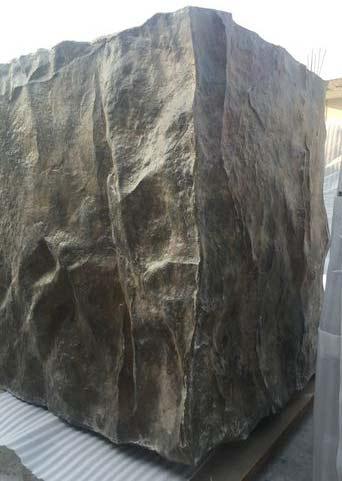 Artificial Fiber Glass Rock