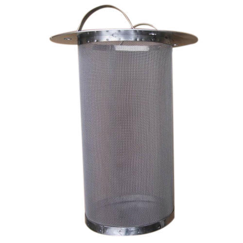 Stainless Steel Water Filter Cylinder