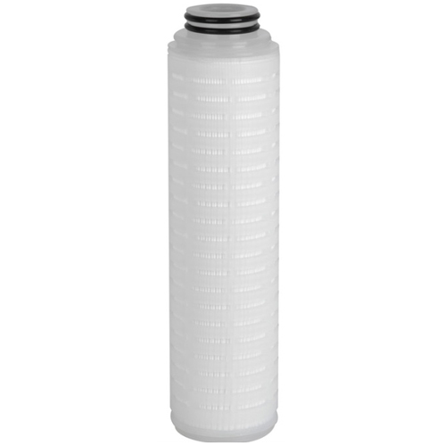 White PP Pleated Water Filter Cartridge
