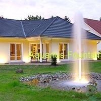 Garden Fountain 02