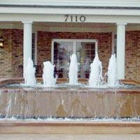 Garden Fountain 04