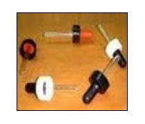 Rubber Testing Droppers