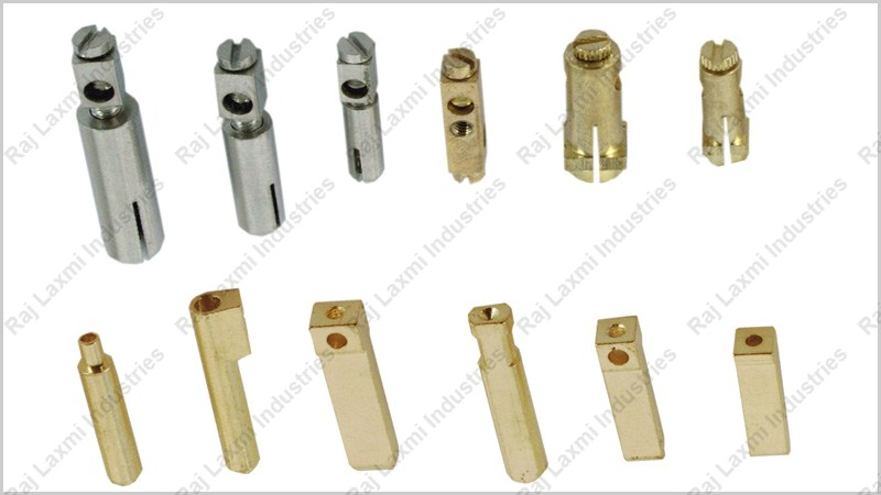 Brass Plug Pin & Socket 02