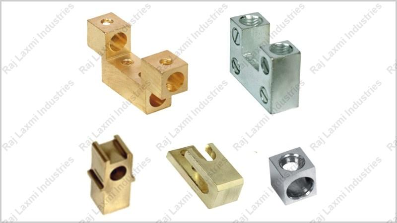 Brass Switchgear Parts 01