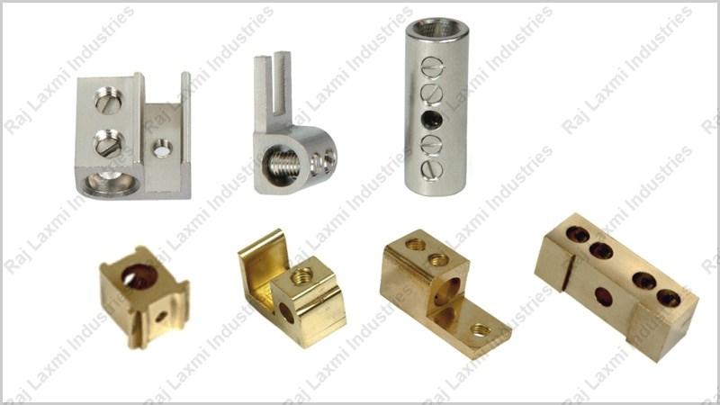 Brass Switchgear Parts 02