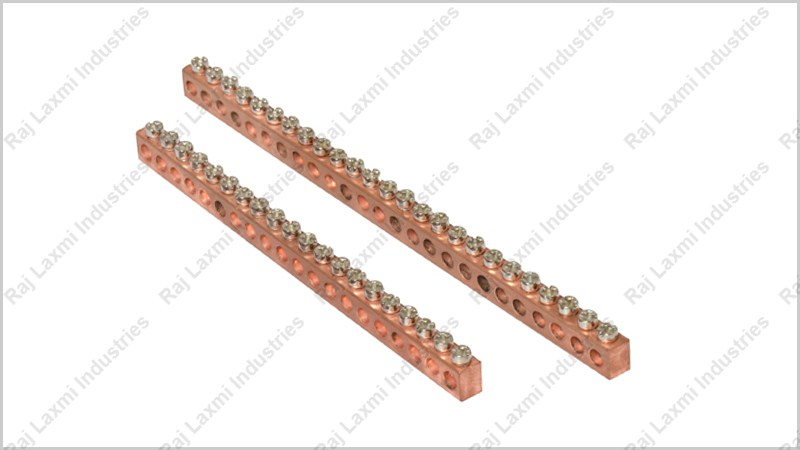 Copper Busbar Support 04