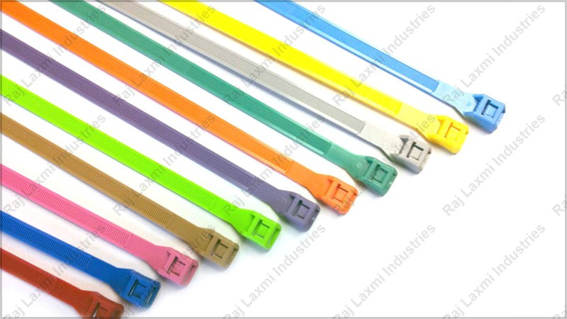 Nylon Cable Ties 01