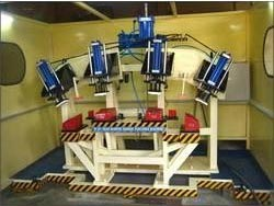 Fixture Punching Machine