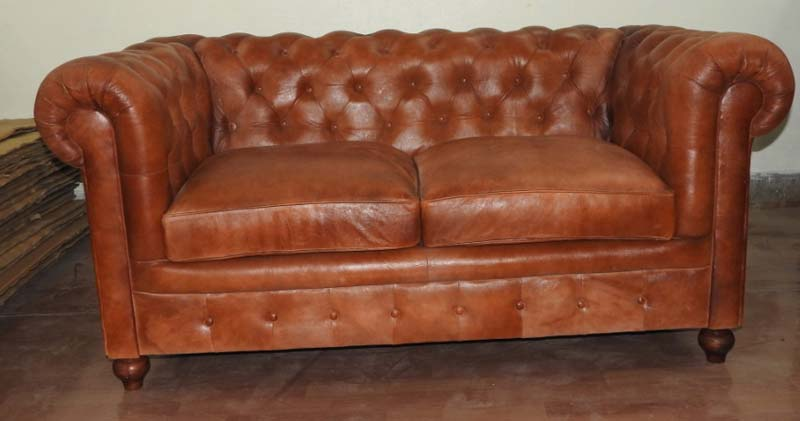 Leather Sofa With Studs Studded Leather Sofa Dream Home