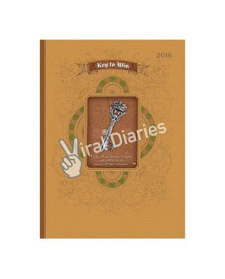 Key To Win Diary