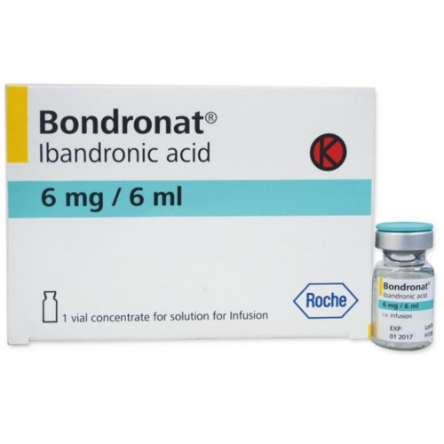 Ibandronic Tablets