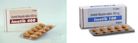 Imatinib Mesylate Tablets (imatib)