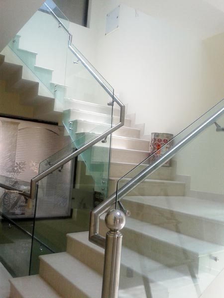 Stainless Steel Railing Glass 02