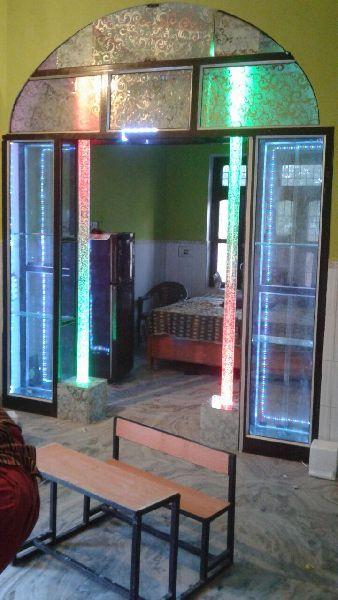 Glass Pillar 03
