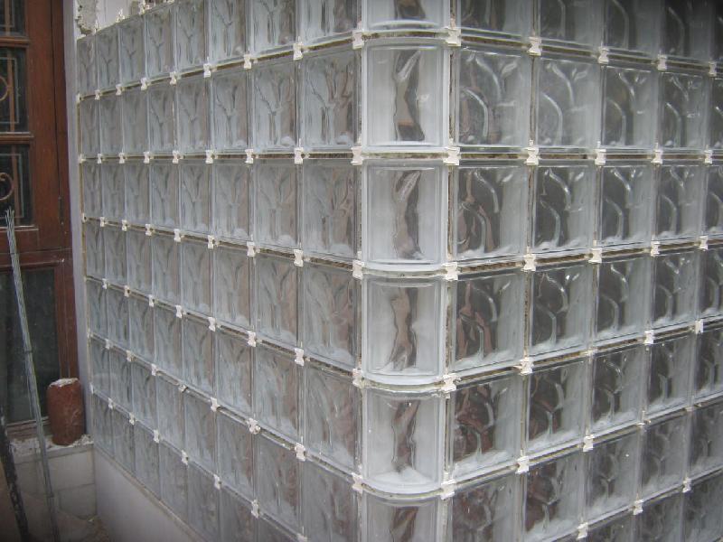 Rectangular Glass Block 02