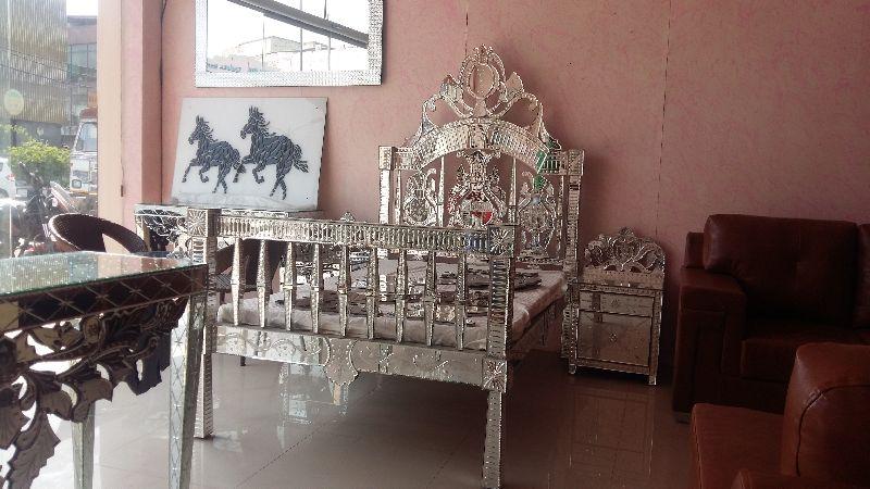 Venetian Glass Bed