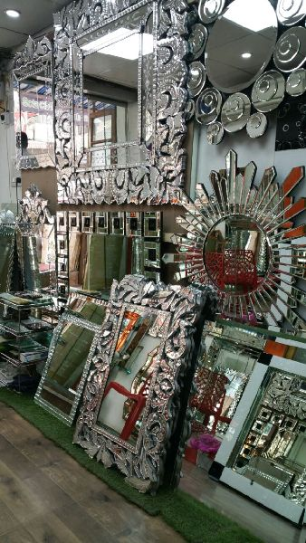 Ventian Glass Mirror 02