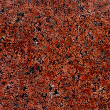 Multi Red Granite Slab