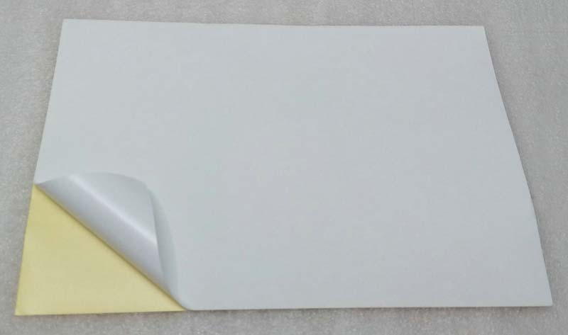 Self Adhesive Paper Labels