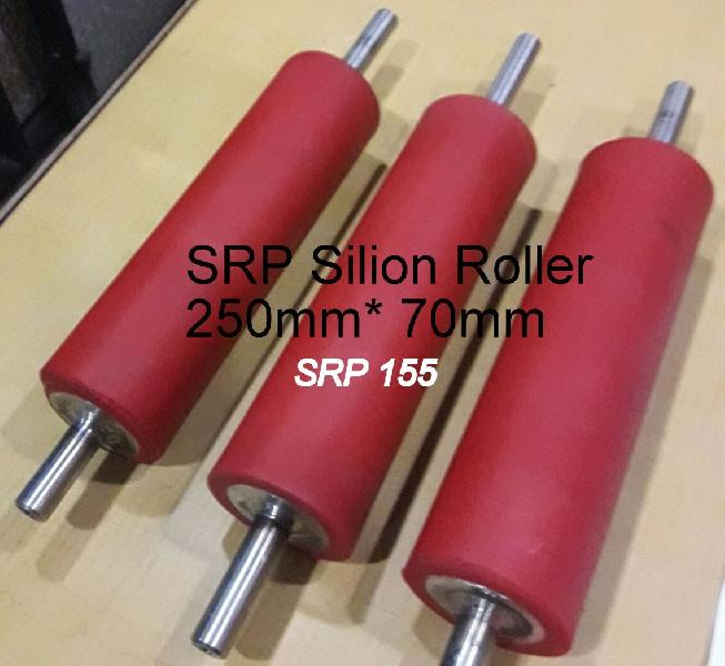 Silicon Red Roller