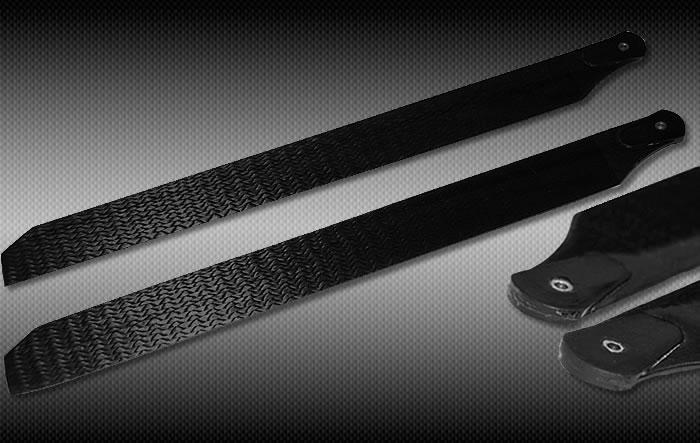 Carbon Blades
