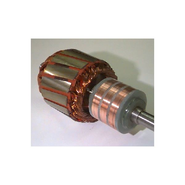 Induction Motor Slip Ring