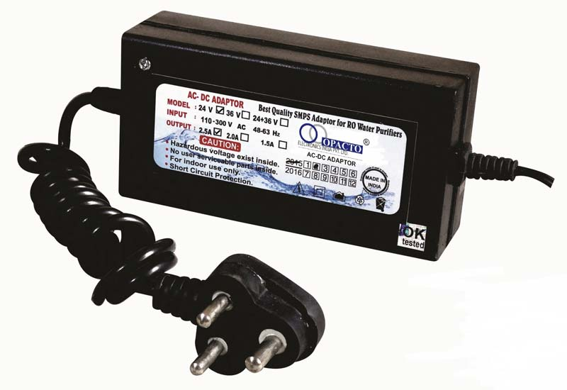 RO SMPS Adapter (24.0V & 2.5AMPS)
