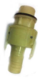 Polypropylene Camlock Couplings