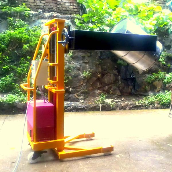 Electric Operated Drum Lifter Cum Tilter