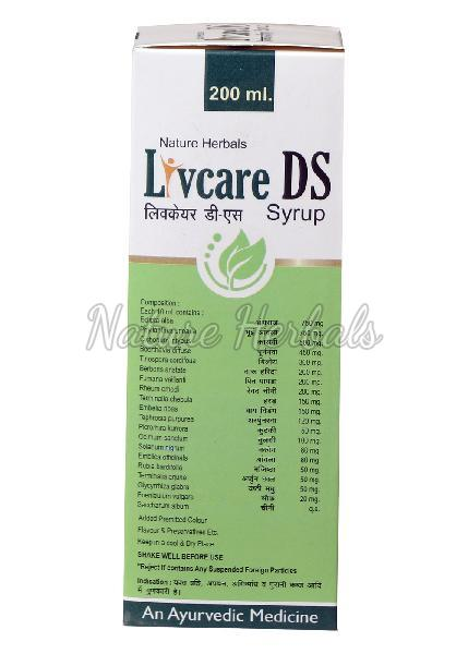 Livcare DS Syrup 02