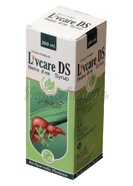 Livcare DS Syrup 03