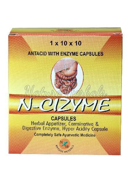 N-Cizyme Capsules 03