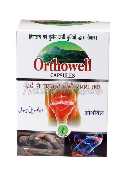 Orthowell Capsules 01
