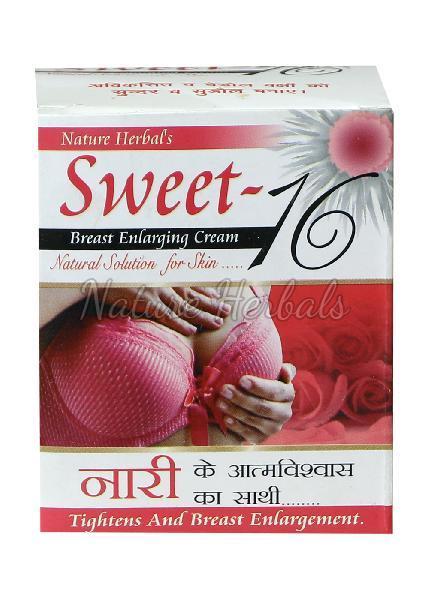 Sweet-16 Breast Enlarging Cream 01