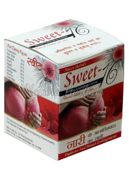 Sweet-16 Breast Enlarging Cream 03