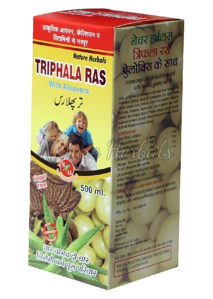 Triphala Aloe Vera Ras 05