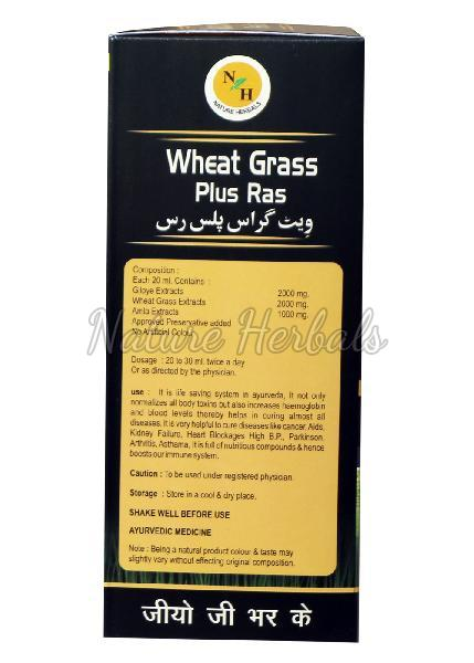 Wheat Grass Plus Ras 02