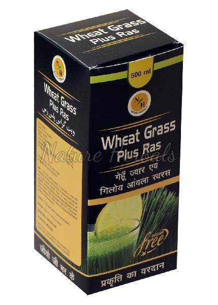 Wheat Grass Plus Ras 03
