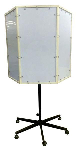 Rotational X-Ray View Box