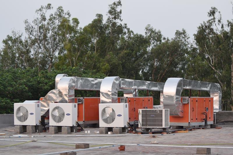 HVAC Turnkey Projects