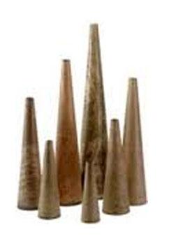 Waxed Paper Cones