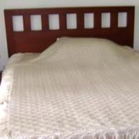 Wooden Bed 02
