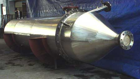 Stainless Steel Dryer