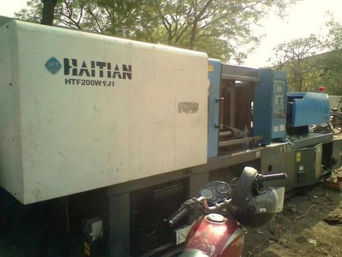 Haitian HTF200W1J1 New Plastic Injection Molding Machine