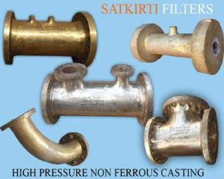 High Pressure Non Ferrous Castings 01