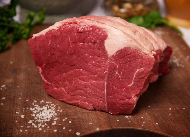 Frozen Buffalo Silverside Meat