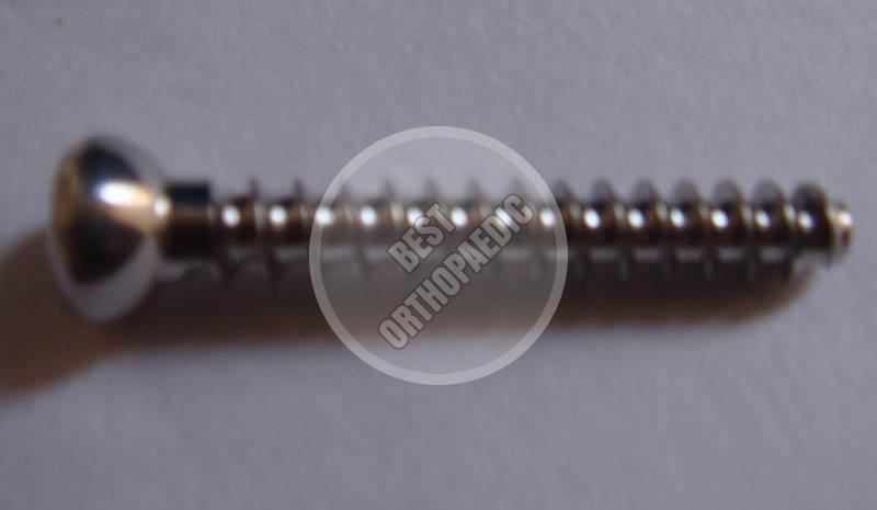 Fully Threaded Cancellous Screw (5 MM Full Thread)