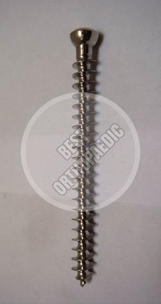 Fully Threaded Cancellous Screw (6.5 MM Full Thread)