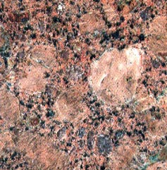 Copper Silk Granite Slabs Manufacturers